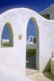 Menorca, Fornell, puerta