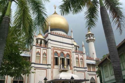 Singapur, Barrio de Arab Street, Mesquita