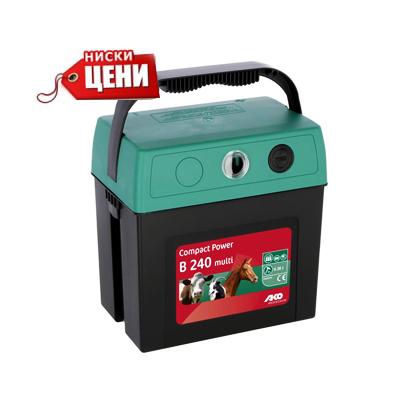 Преносими електризатори на батерии