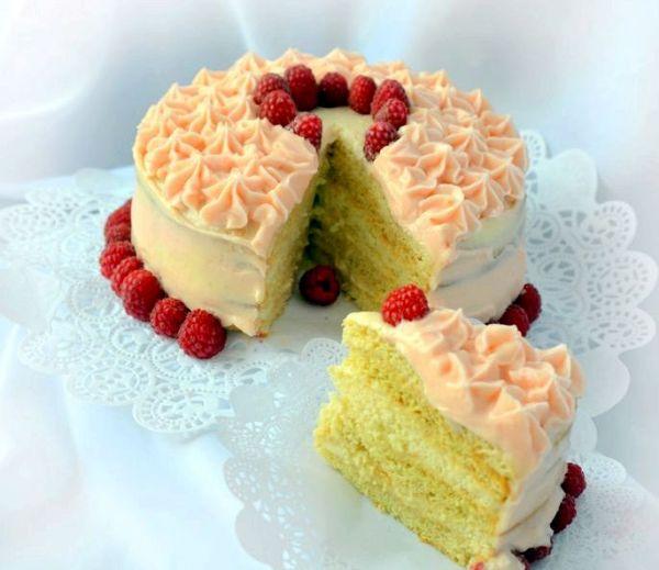 Рецепт торта молочная девочка с пломбирным кремом