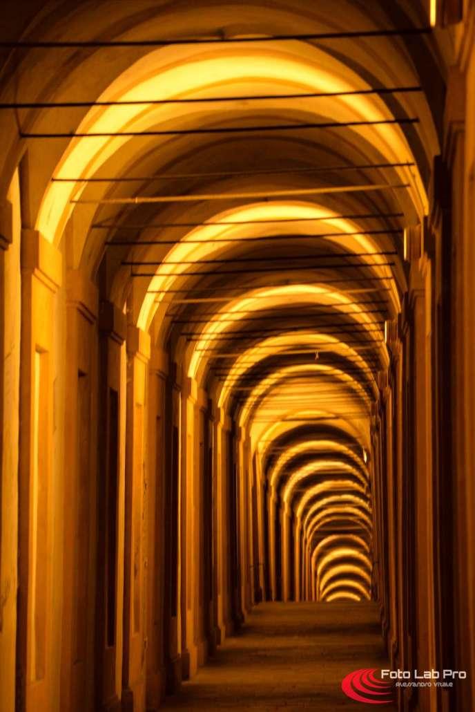 Portico di S. Luca a Bologna