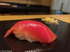 Atún rojo en Kiro