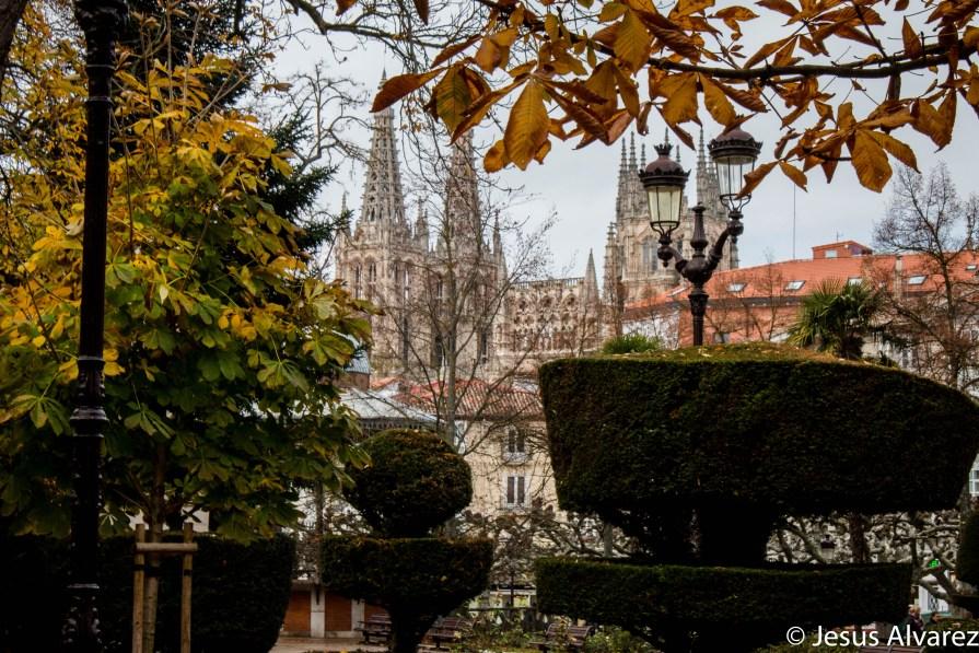 espolón de Burgos