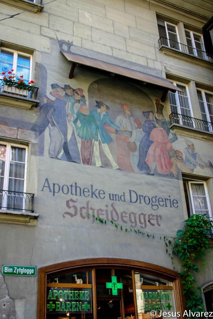 Farmacia de Lucerna