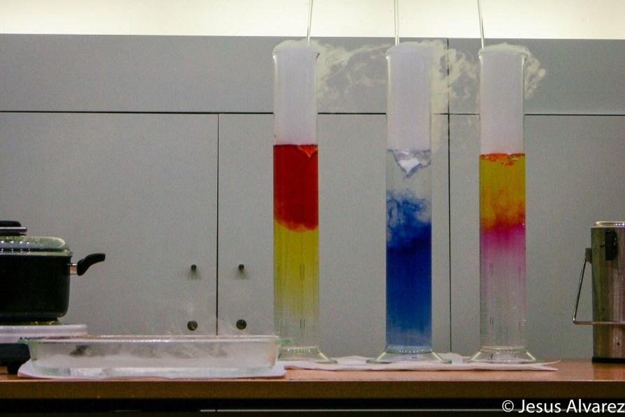 Arte en el laboratorio