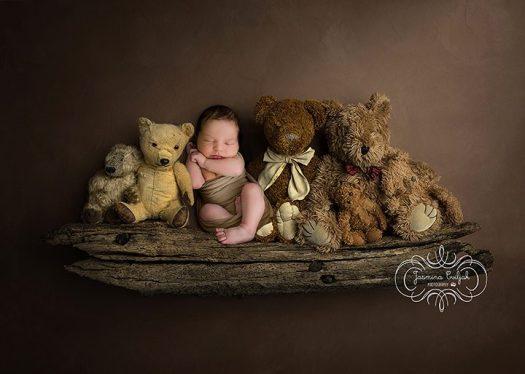 Kombinirajte fotografiranje trbuha i fotografiranje novorođenčad