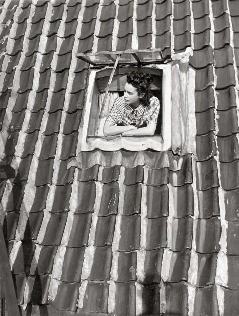 Eva Besnyö, Violette Cornelius Fotografin, Amsterdam 1938, MAI