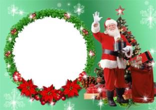 Frames Navidad 2013 Gratis. Marcos Navideños