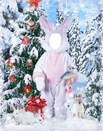 Fotomontajes Infantiles de Navidad