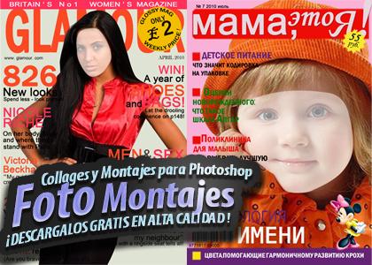Foto Montajes Portadas de Revista