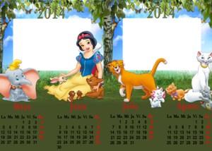 Calendario 2014 Infantil