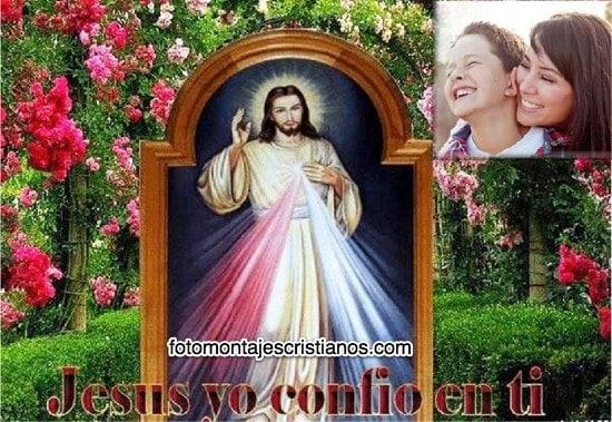 fotomontajes religiosos con mi foto
