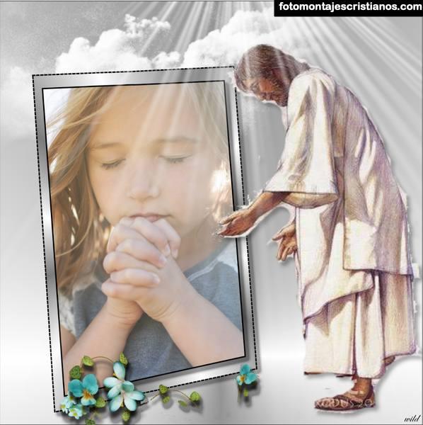 Fotomontajes de Jesús, poner mi foto
