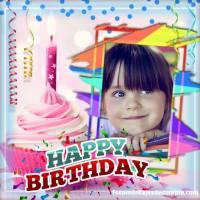 10 diseños de fotomontajes de feliz cumpleaños gratis