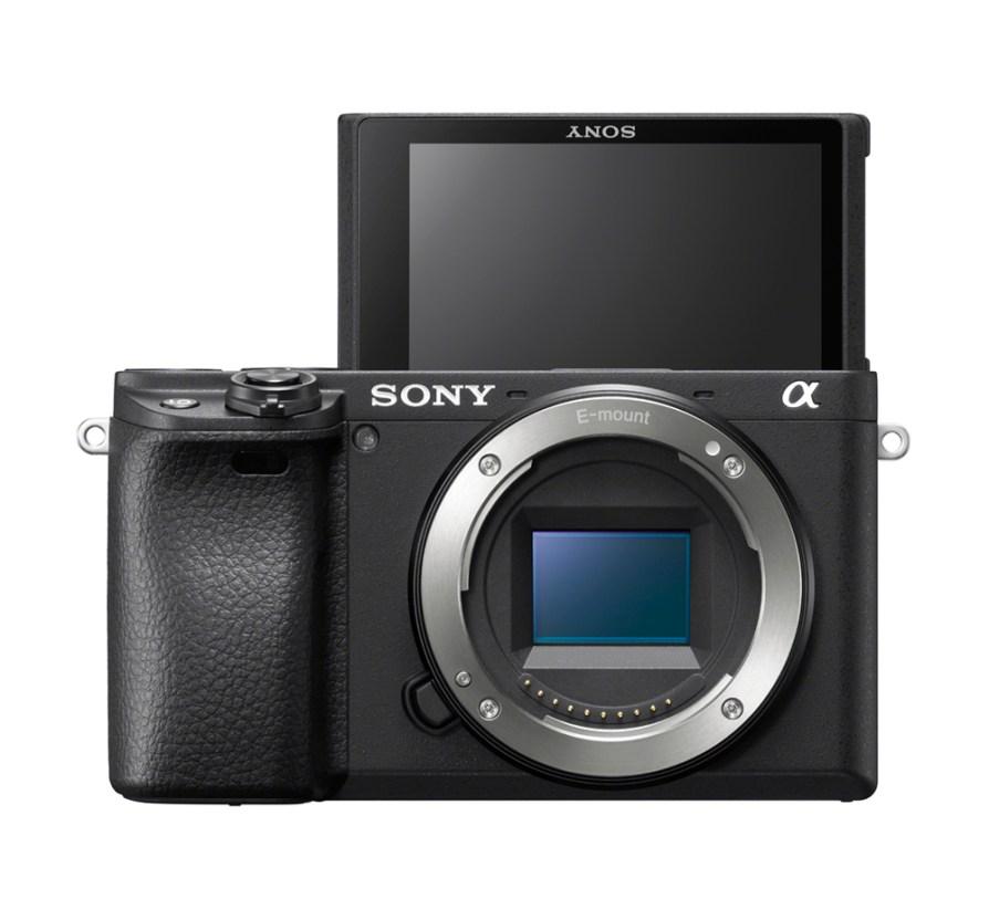 Sony Alpha a6400 Selfi