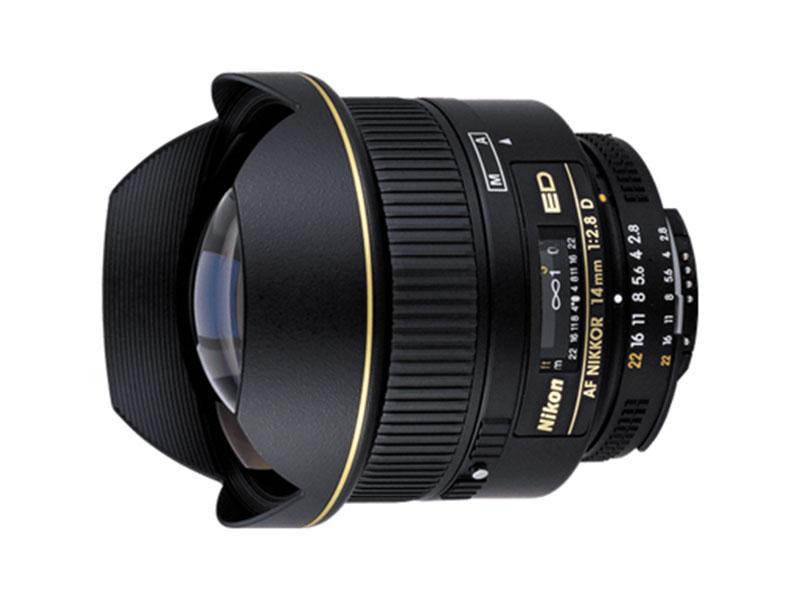 Nikon Nikkor AF 14mm f2.8 D ED