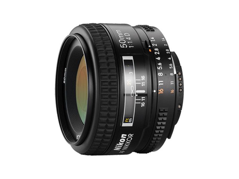 Nikon Nikkor AF 50mm f1.4 D