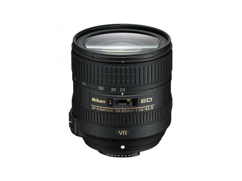 Nikon Nikkor AF-S 24-85mm f3.5-4.5G ED VR