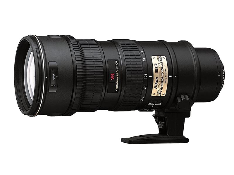 Nikon Nikkor AF-S 70-200mm f2.8G ED IF VR