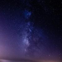 Fotografía nocturna II: cómo fotografiar la Vía Láctea