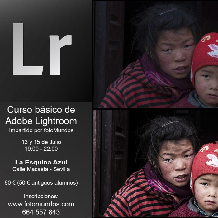 curso lightroom la esquina azul julio 2015