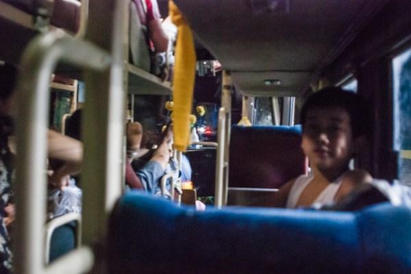 vietnam open tour bus