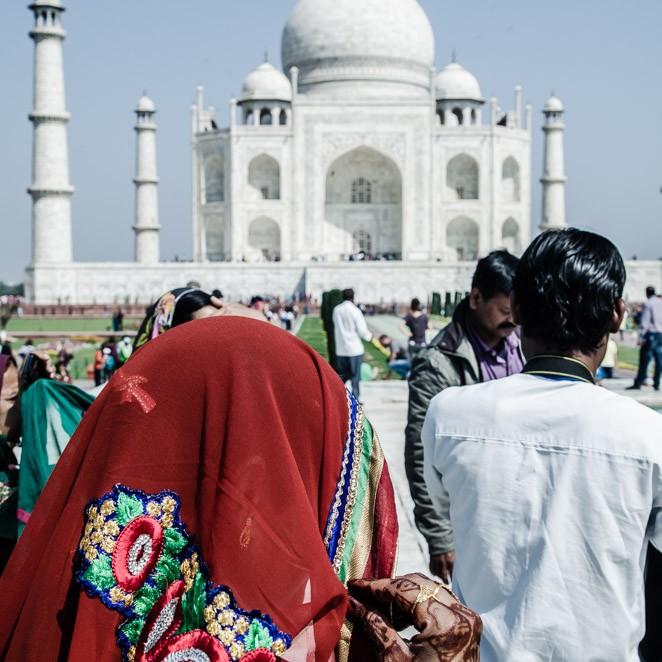 sacar visado a la india