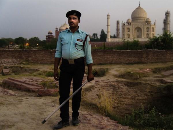 viaje fotografico india taj mahal