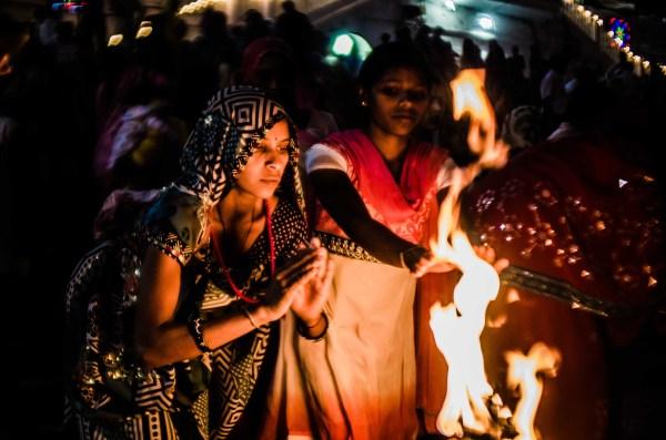 viaje fotografico india norte haridwar