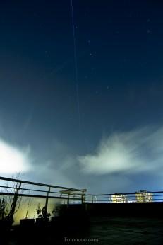 ISS y Osa Mayor