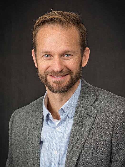 Jonas Hörberg, VD Lightronic