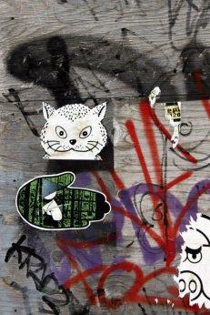 Graffiti kat