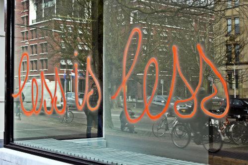 graffiti less
