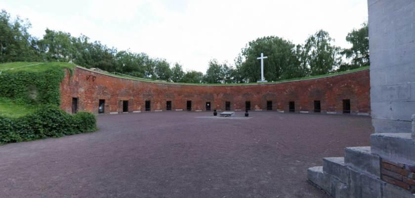 Rotunda w Zamościu, miejsce kaźni w latach okupacji