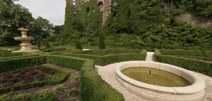 Zamek Książ - rezydencja Hochbergów