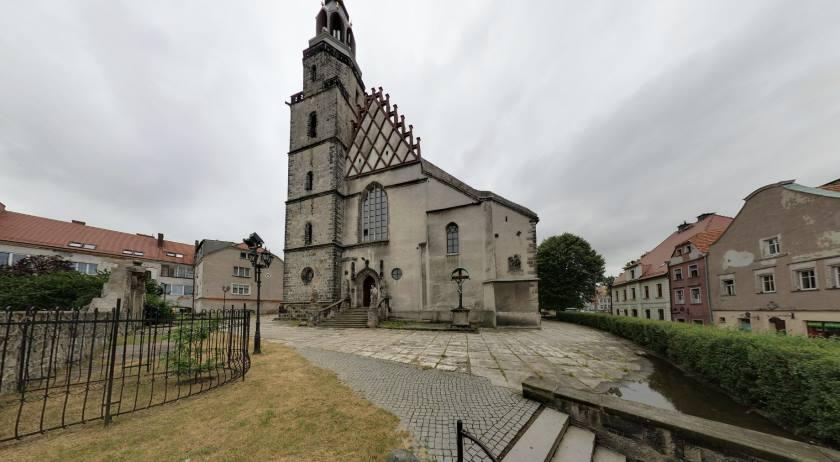 Sanktuarium Maryjne w Bolesławcu