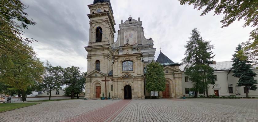 Kościół klasztoru o.o. Dominikanów w Tarnobrzegu
