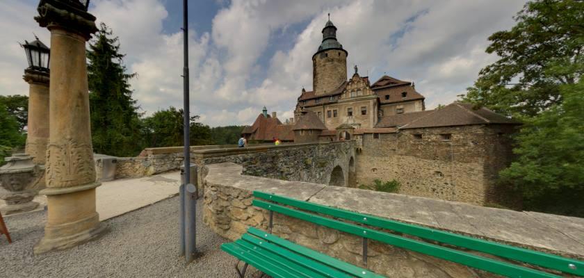 Wycieczka po zamku Czocha