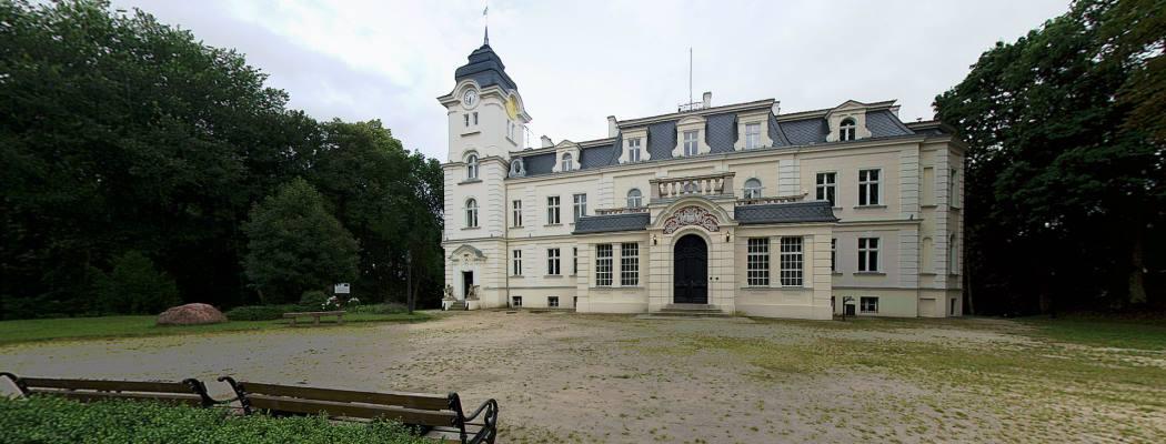 Pałac w Obrzycku - rezydencja Raczyńskich