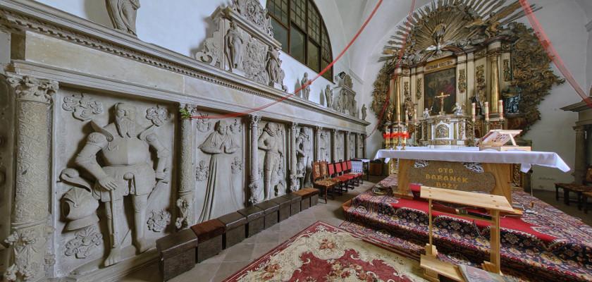 Kościół pw. Św. Piotra i Pawła w Szklarach Górnych