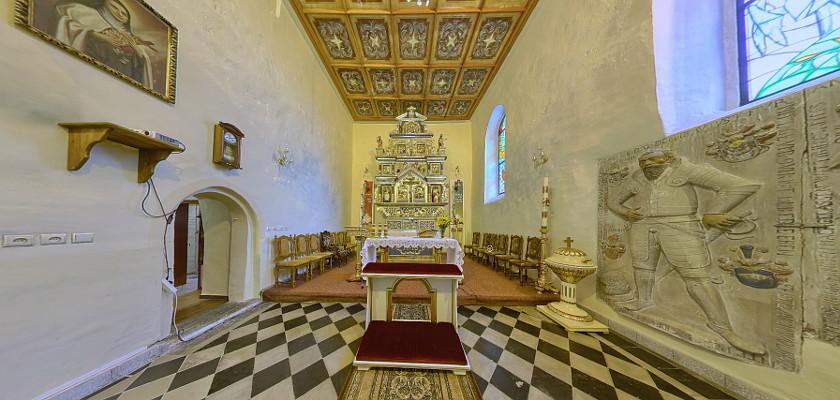 Kościół Św. Marii Dominiki Mazzarello, Krzeczyn Wlk.