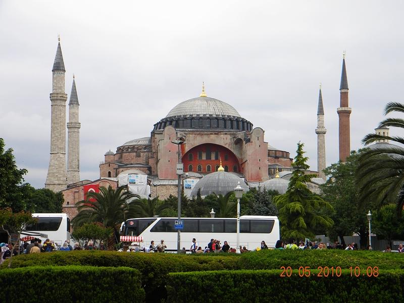 Moscheea Sf. Sofia (2/2)