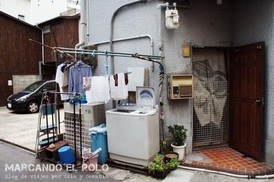 Lavadoras fuera de casa