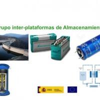 Grupo interplataformas de almacenamiento