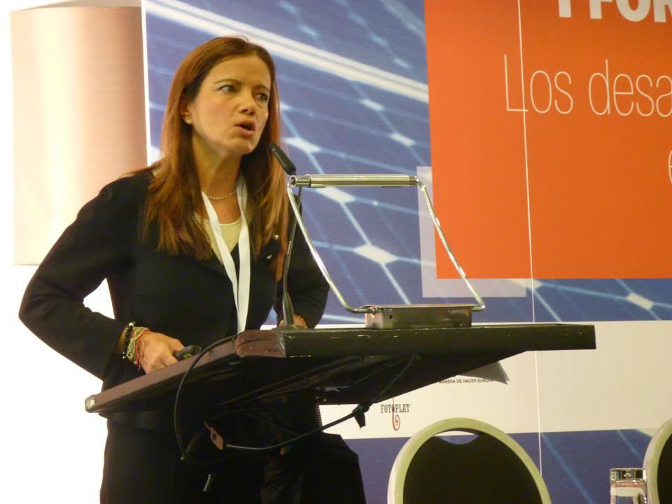 Paula Abreu Marques, Jefa de Unidad, Renovables y Política CCS de la Comisión Europea