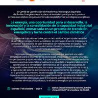 Jornada Plataformas Energía (17 oct. 2017) LR