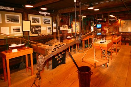 Eskifjörður - Muzeum Morskie