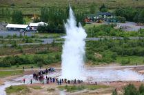 Obszar geotermalny Geysir