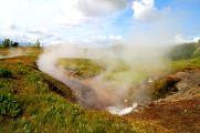 gorące źródła Deildartunguhver