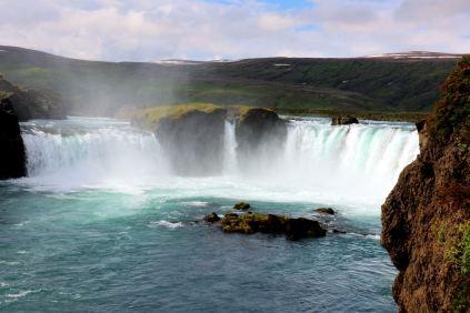 Wodospad Goðafoss